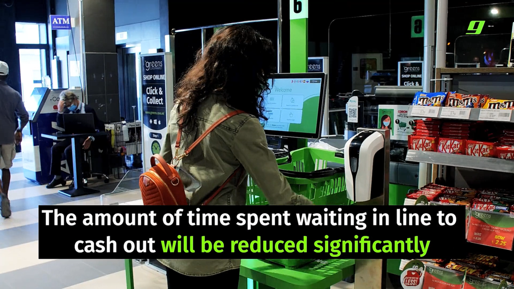 The paradox of self-checkouts