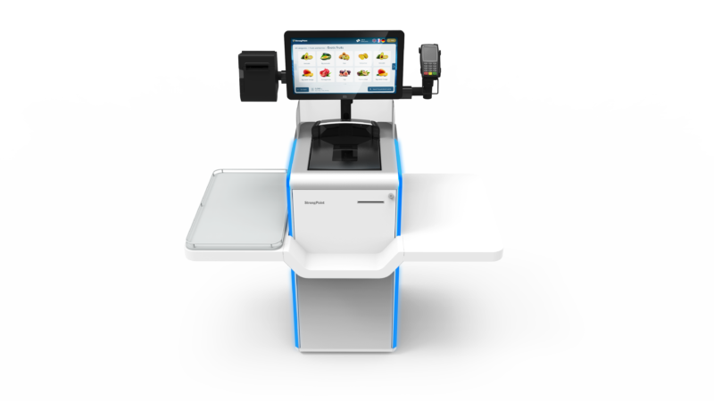 Even the most beautiful self-checkout will not make the customer use it.