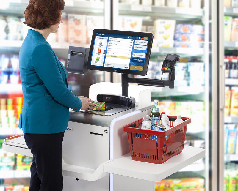 Self-checkouts - choose the best one for your business.